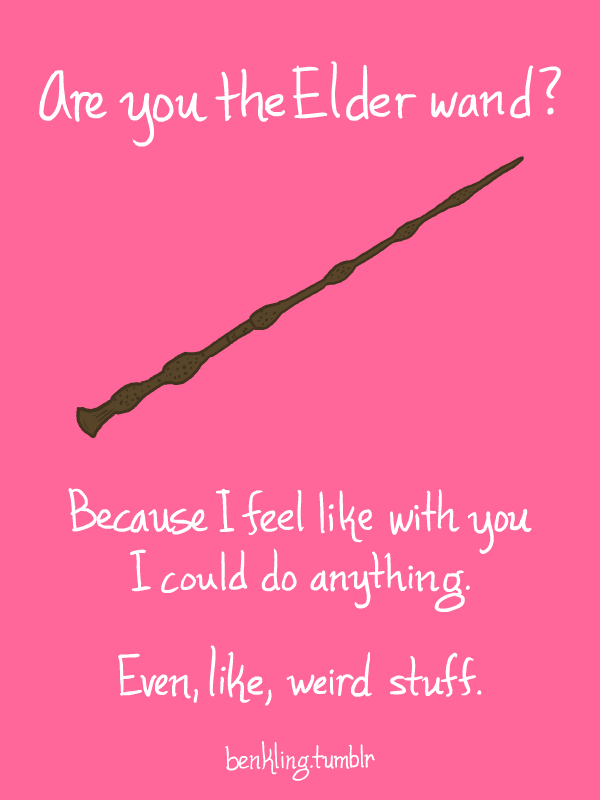 Perfekt 9 Rejected Harry Potter Valentineu0027s That Are Magically Hilarious