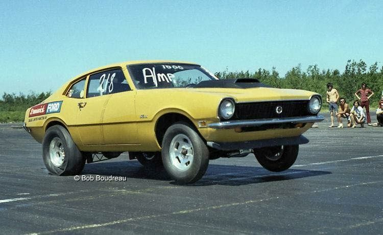 Brunswickford Maverick A Modified Production 427 With Images
