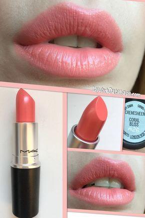 Mac Cremesheen Lipstick Sweet & Sour