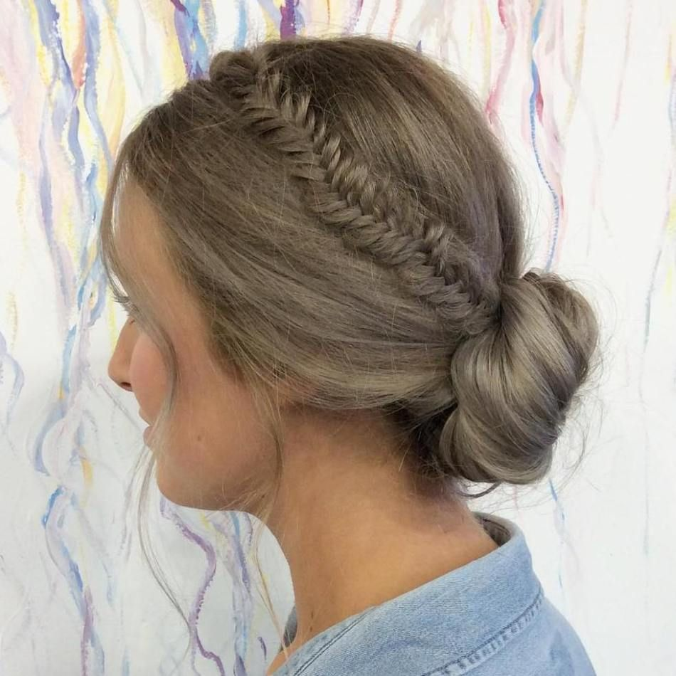 30 Quick And Easy Updos For Long Hair In 2020 Easy Updos For Long Hair Long Hair Styles Cute Quick Hairstyles