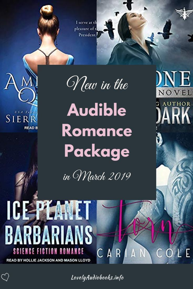New in the Romance Package in March 2019   Book blogger. Romance books. Fantasy books