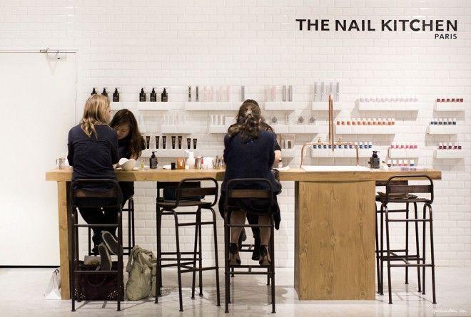 The Nail Kitchen - Paris  beautiful design