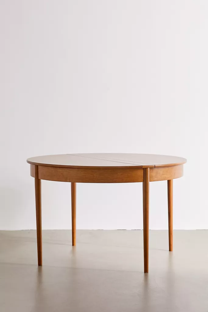 Urban Outfitters Huxley Round Storage Dining Table In 2020