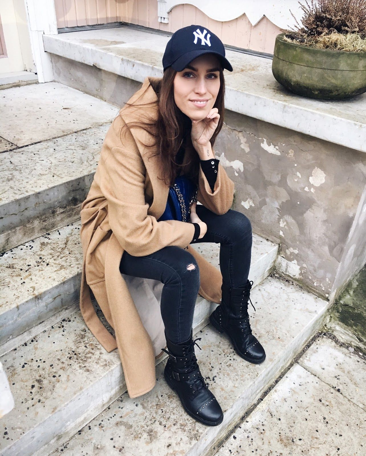 Yankees Cap Winter Outfit Instagram Outfits Outfits Winter Outfit Inspiration