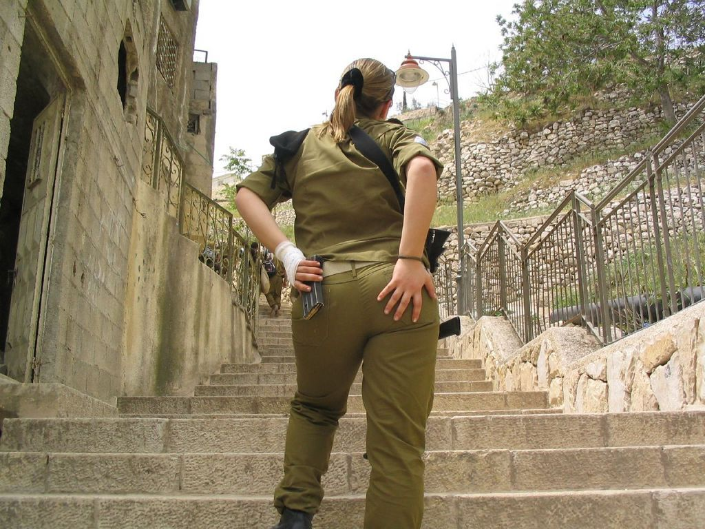 Are Idf nude grannies