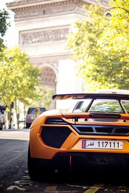 Paris || Supercars