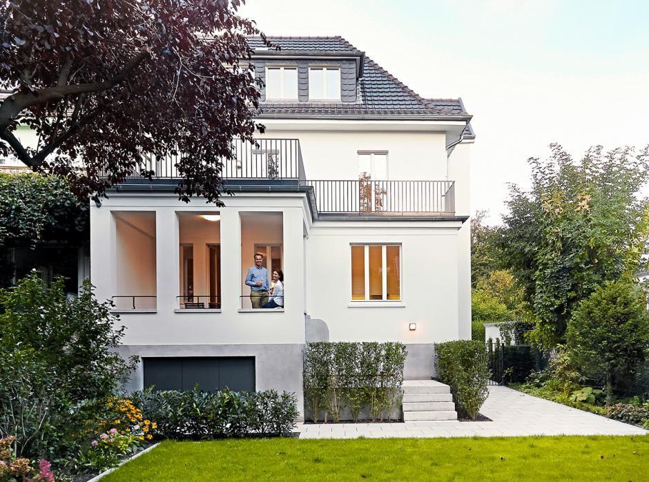 Hauser Award 2015 Die Besten Umbauten Schoner Wohnen Haus Haus Umbau Anbau Haus