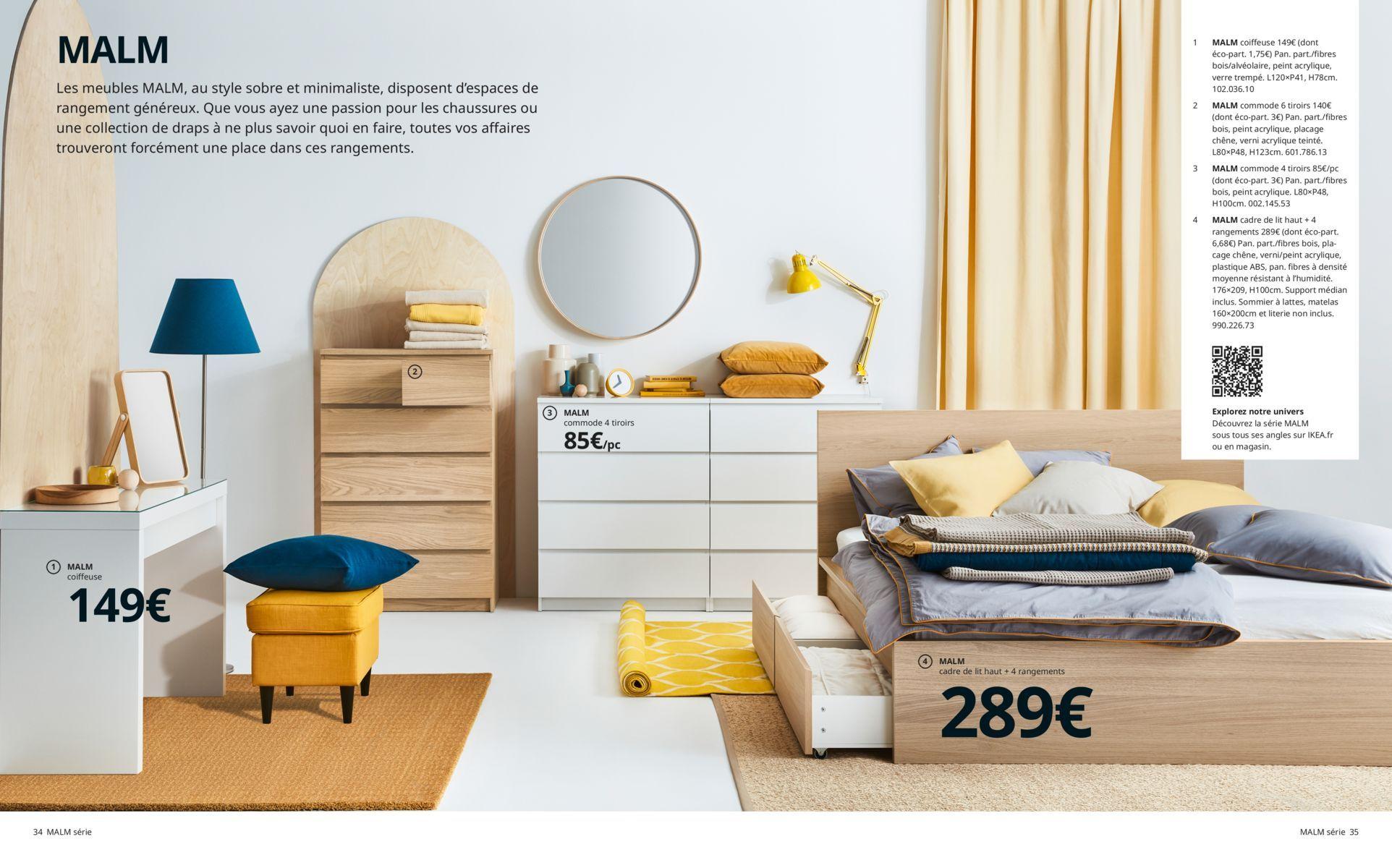 Chambre Catalogue Ikea 2019 Mobilier De Salon Ikea Et Malm