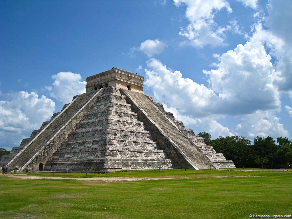 10 Piramide Kukulkan en Chichen Itza