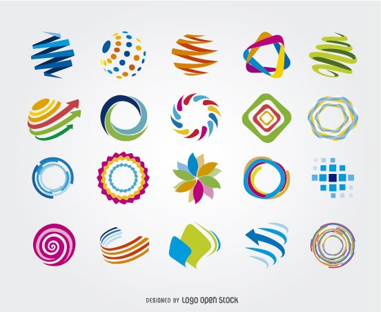 circle logos stock google search circles pinterest