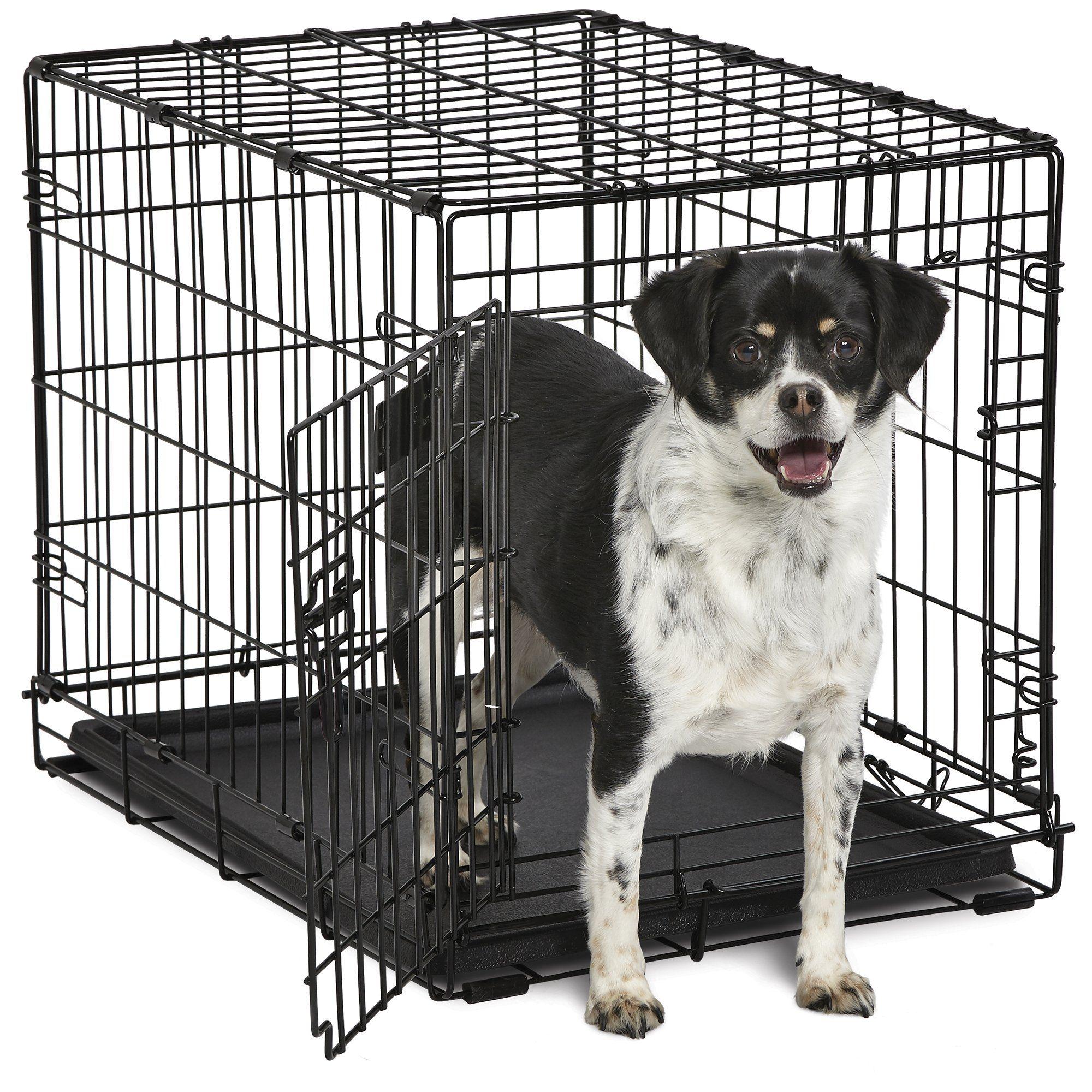 Midwest Contour Folding Dog Crate 25 25 L X 17 5 W X 19 5 H