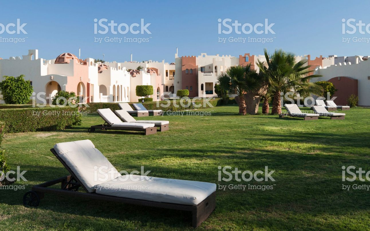 Hotel complex in Hurghada. http://www.istockphoto.com/gb/photo/hotel-complex-in-hurghada-gm153866804-19061149 #istockphoto #istock #hotel #egypt #travel #tourism #recreation #leisure #vacation