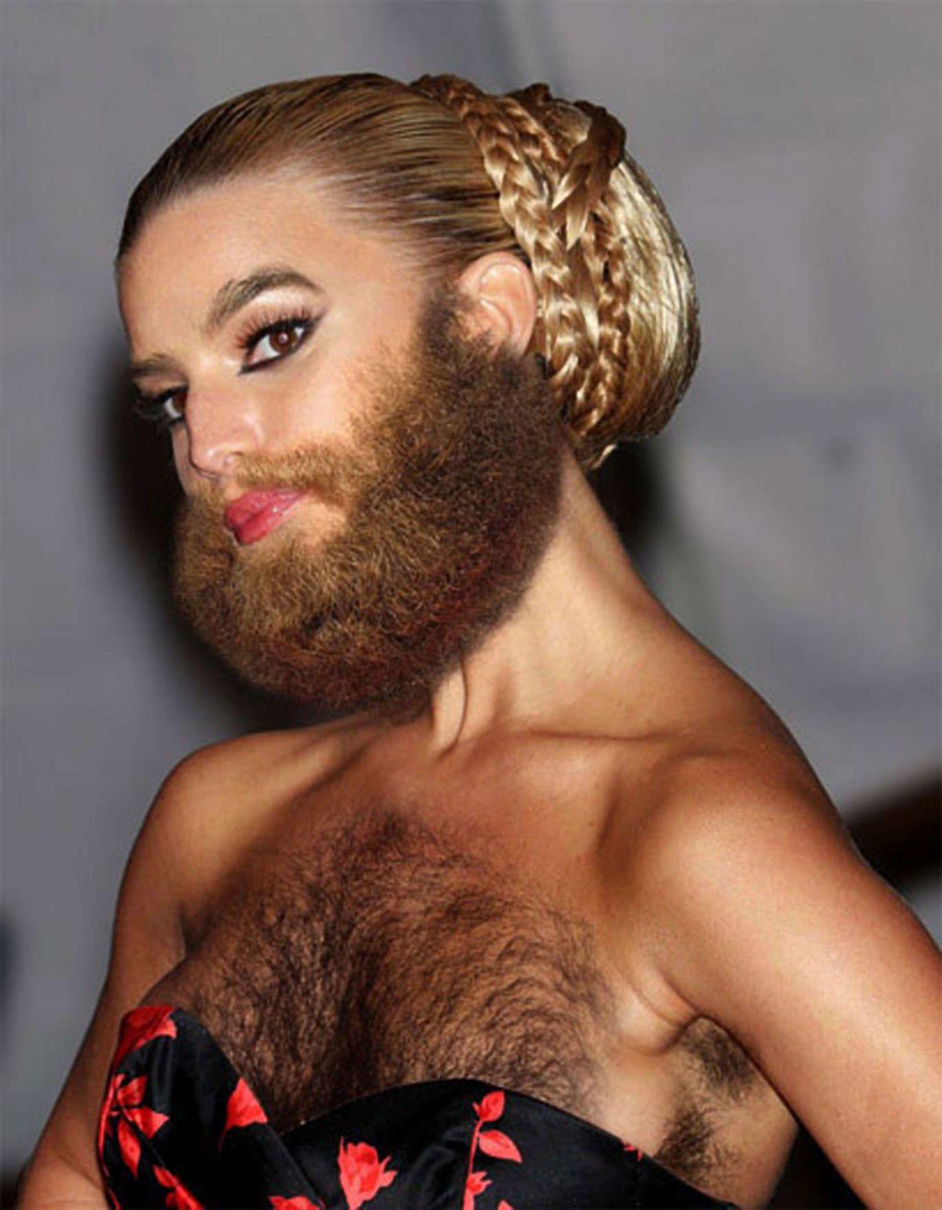 Смешные картинки бородатых женщин, картинки про