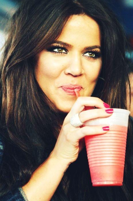 Khloe, my favorite Kardashian