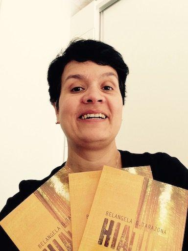 HIATUS 3 books giveaway - today :-)