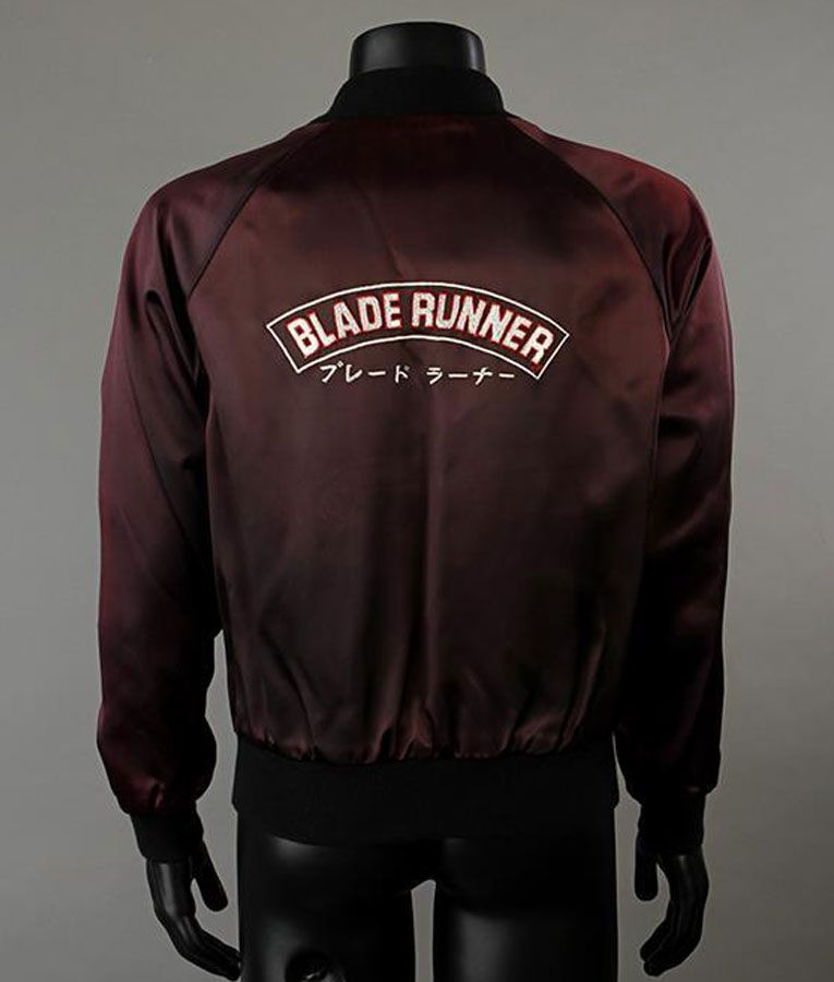 f668d4a6c Blade Runner 1982 Crew Jacket | 1000+ Top Casual Outfits | Jackets ...