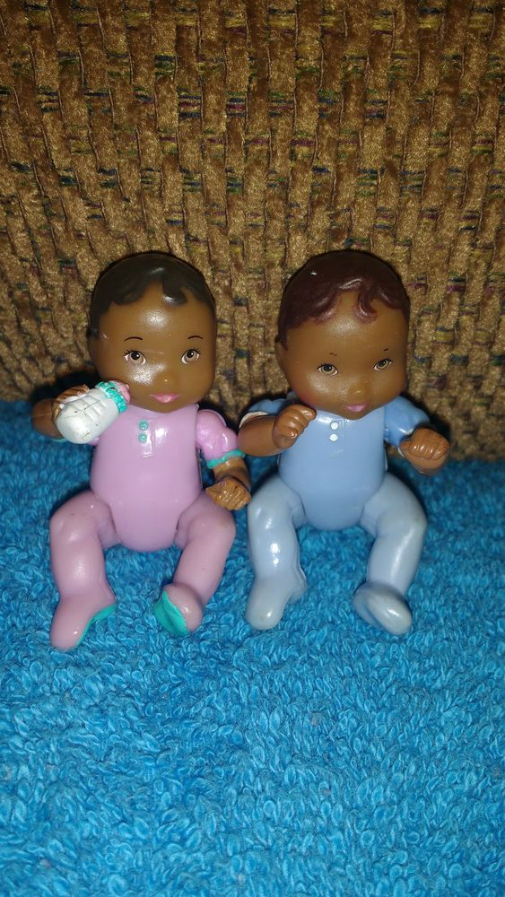 Fisher price loving family twin time dollhouse twin babies african fisher price loving family twin time dollhouse twin babies african american fisherprice publicscrutiny Images
