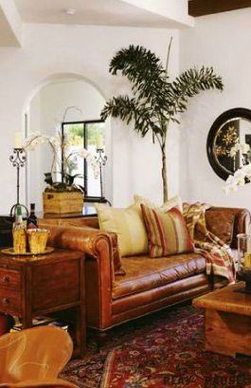 34 Extraordinary Brown Living Room Design Ideas That You Need To Try Leather Living Room Furniture Living Room Decor Brown Couch Living Room Decor