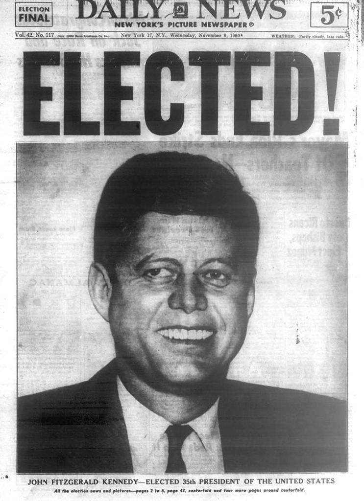 """JFK Facts » What """"The Sixties"""" tries hard to overlook"""