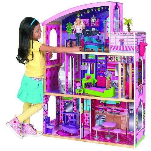 Barbie Doll House Munecas Barbie Casas De Munecas Barbie