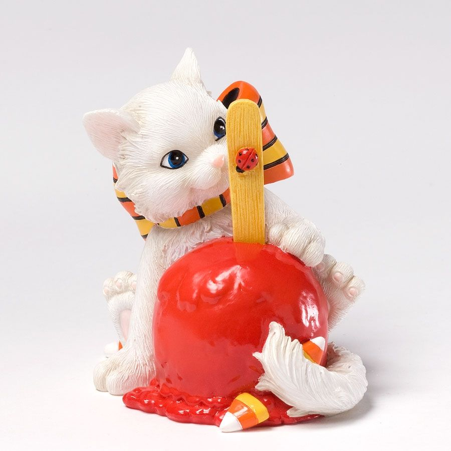Charming Purrsonalities You're The Sweetest Thing Kitten Figurine (You're The Sweetest Thing I've Ever Seen)+
