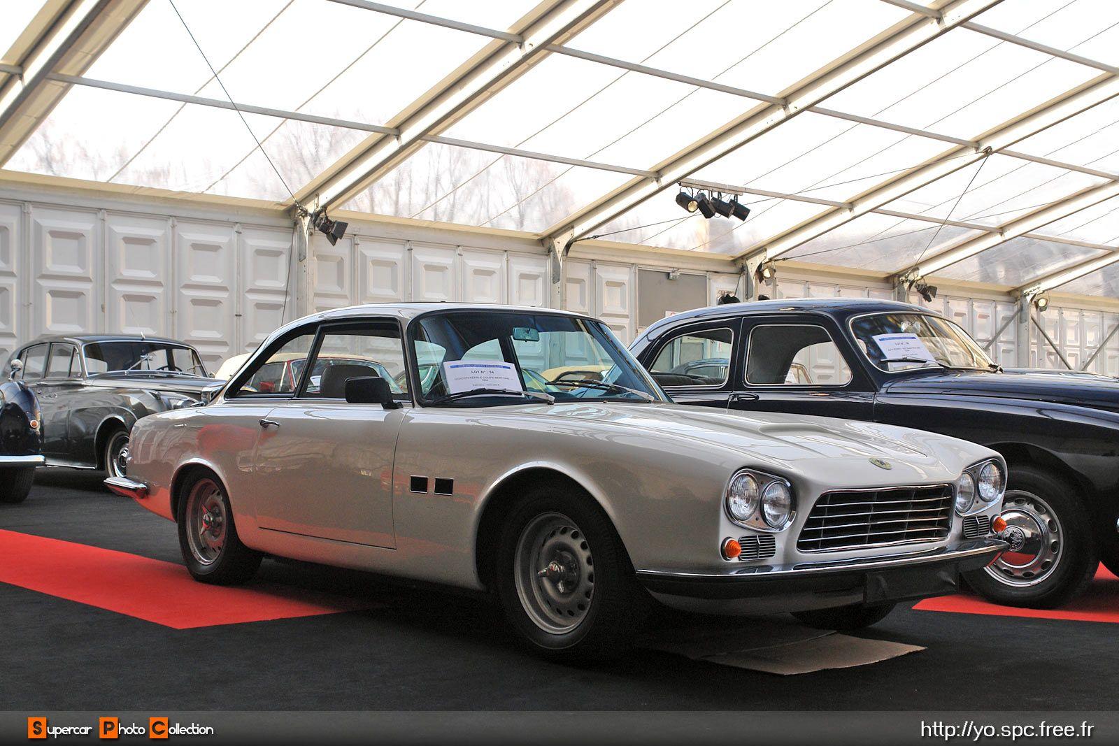 1964 Gordon Keeble GK1 | Top 10 Car List | Pinterest | Cars