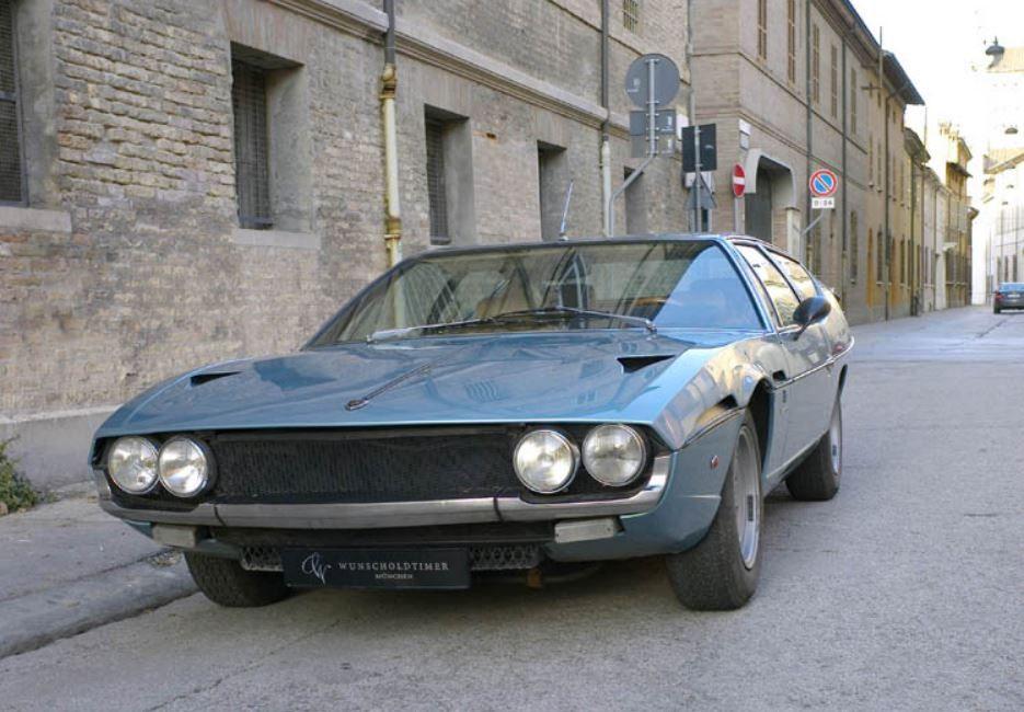 #Lamborghini #Espada Serie 2