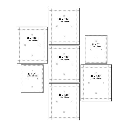 Matteby Wall Hanging Template Set Of 4 In 2018 Home Pinterest