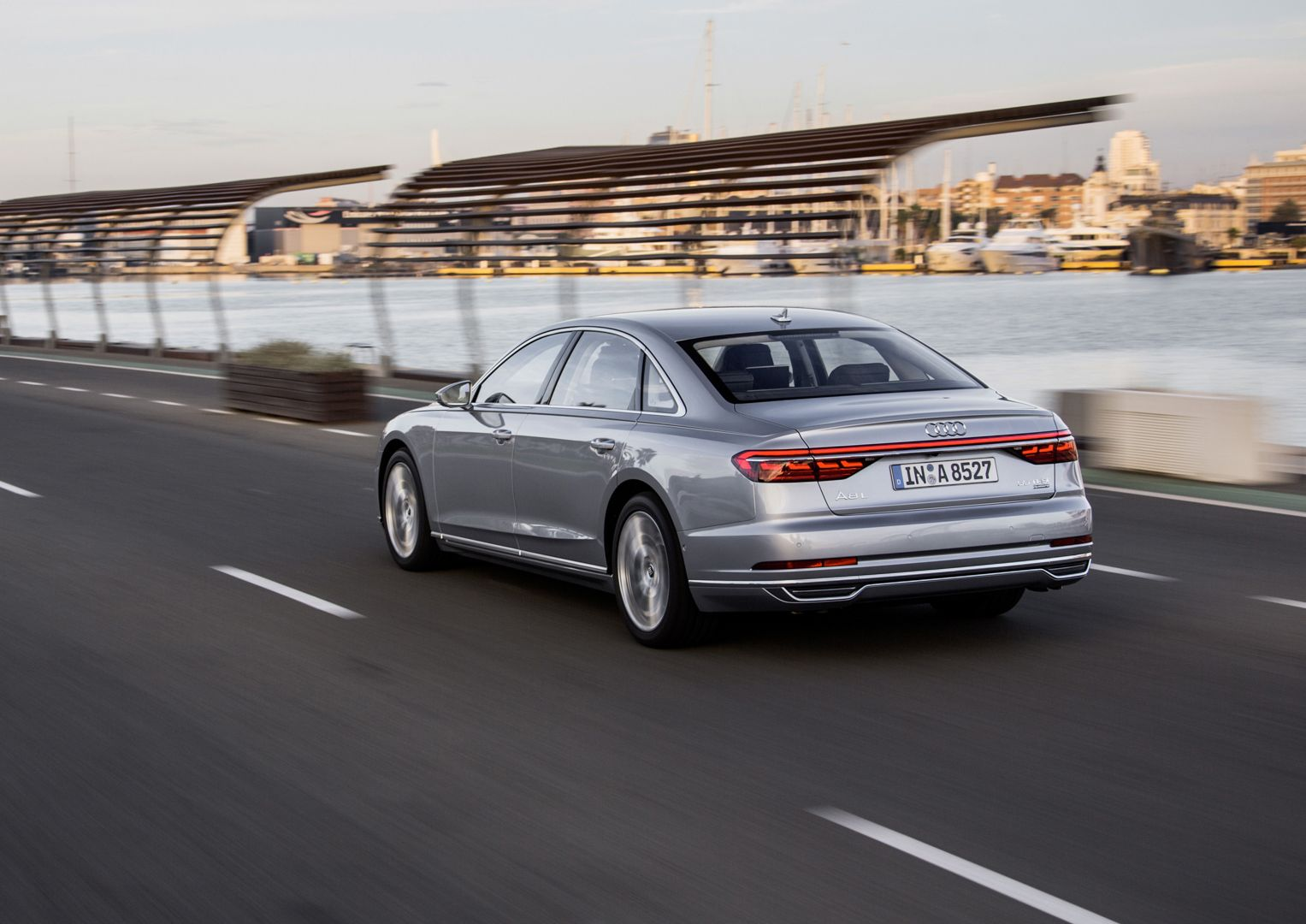 Video Pov Acceleration Of The Audi A8 55 Tfsi Autotopnl Best Luxury Cars Luxury Car Brands Top Expensive Cars