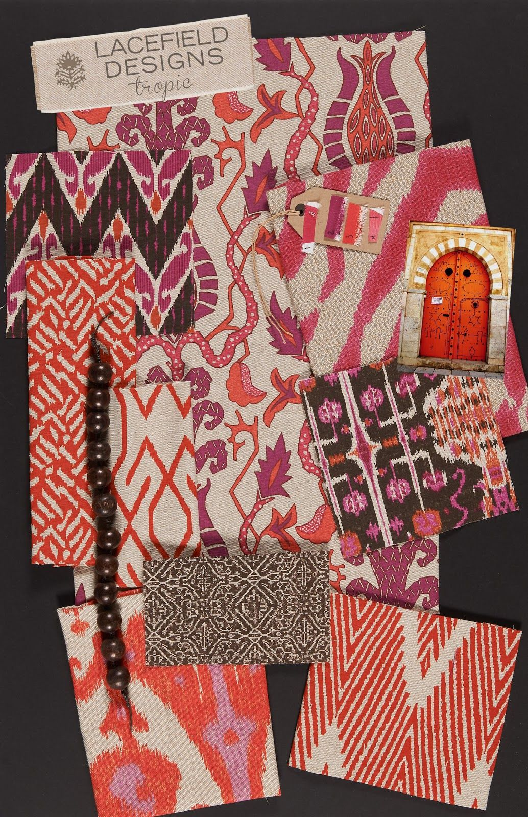 Tropic mood board textiles i love pinterest mood boards board