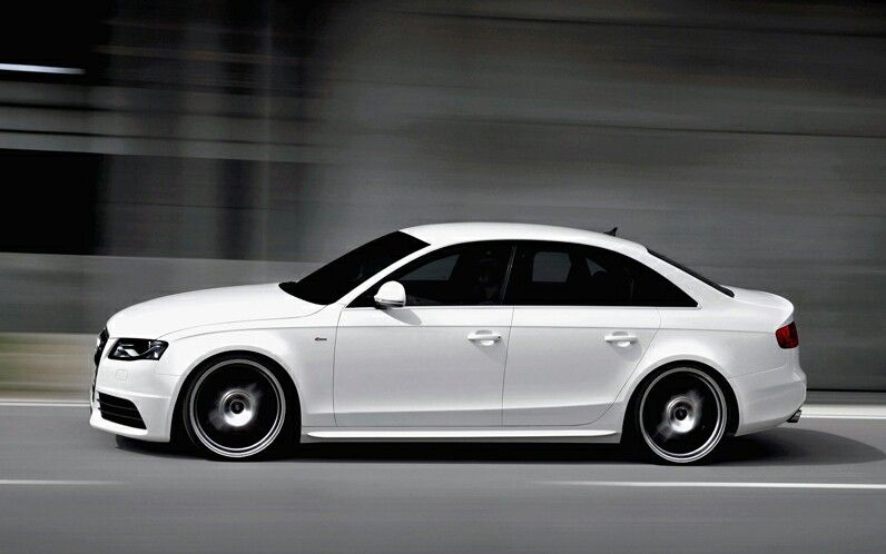 Tuned Audi Audi Audi A4 Audi S4