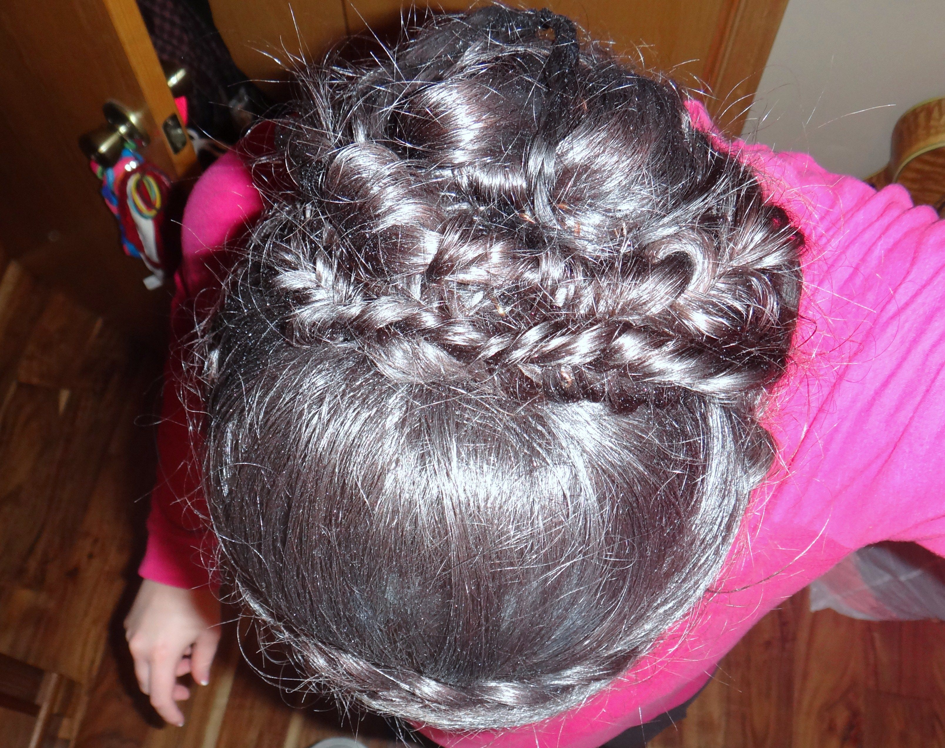 Braided Updo!