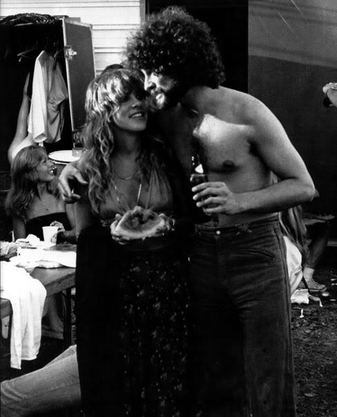 Lindsey Buckingham- and the rest was history..... (With ... |Stevie Nicks And Lindsey Buck