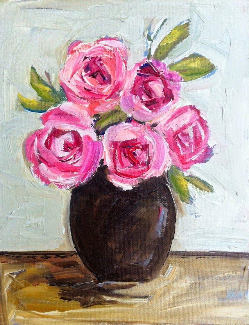 Pin Von Petra Kirchner Lang Auf Malen In 2020 Mit Bildern Blumen Zeichnung Blumen Malen Abstrakte Malerei