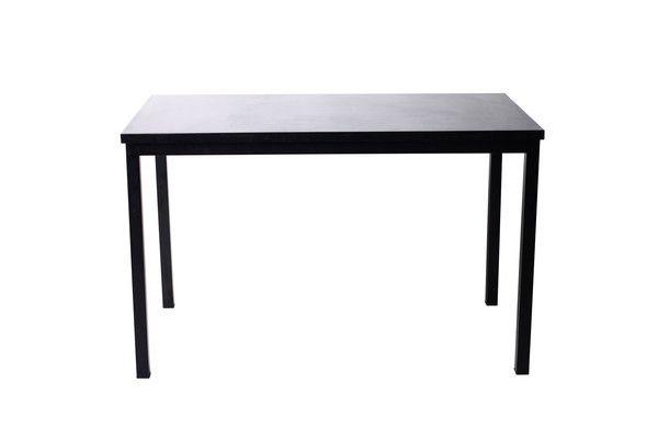 Mesa ideal para 4 personas. Elaborada de madera y acero. Ene es una solución para aquellos lugares con límite de espacio, la puedes utilizar como comedor o incluso para trabajar.