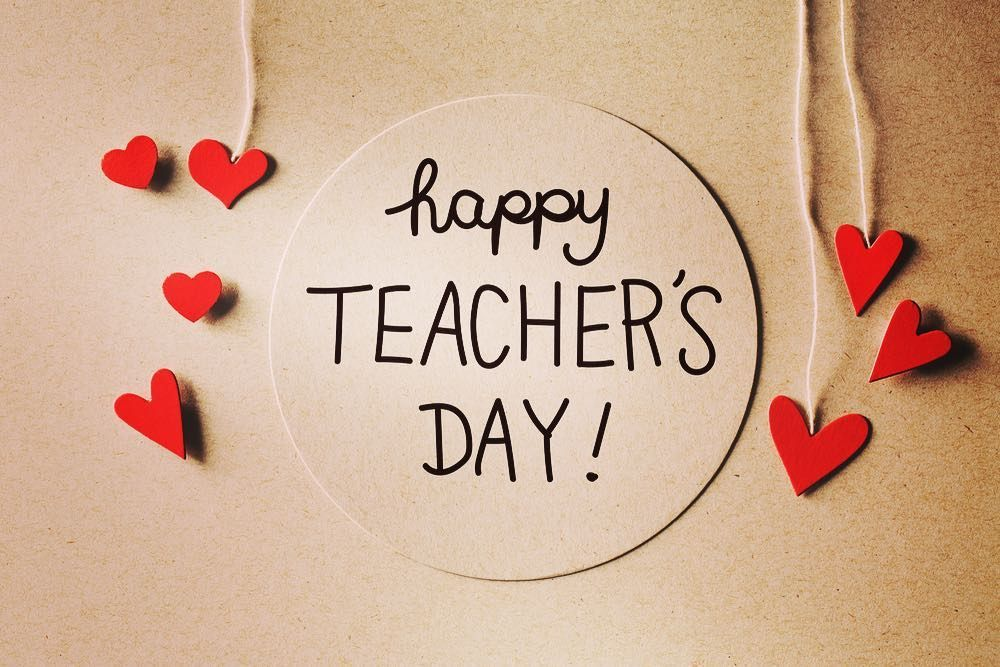 Happy Teacher S Day Happyteachersday Teachersday Teacherappreciation Caterpillarcare T With Images Teachers Day Wishes Essay On Teachers Day Happy Teachers Day