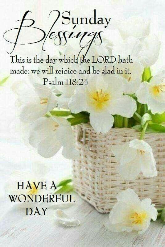 Sunday blessings mornings pinterest blessings sunday quotes sunday blessings m4hsunfo