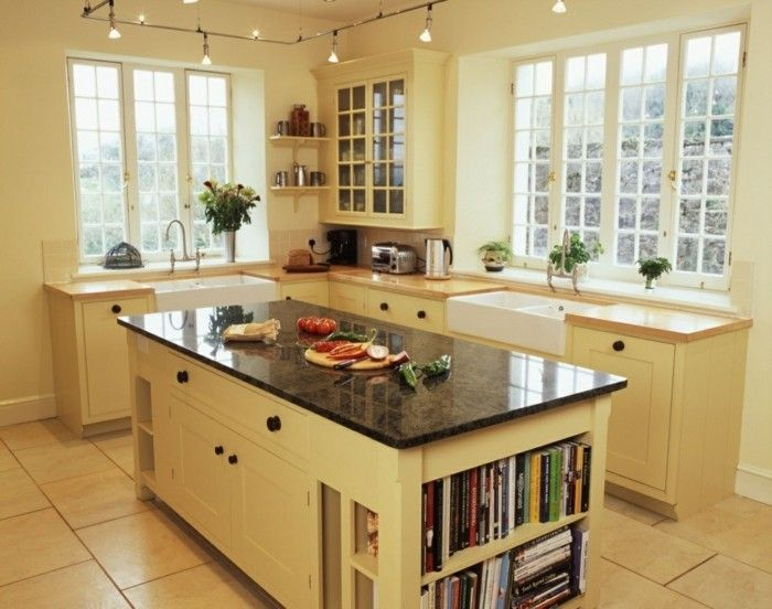 Küche streichen 60 Vorschläge, wie Sie eine cremefarbene