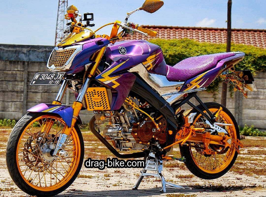 Foto Gambar Modifikasi Motor Yamaha Vixion Kontes Yang Terbaik 51