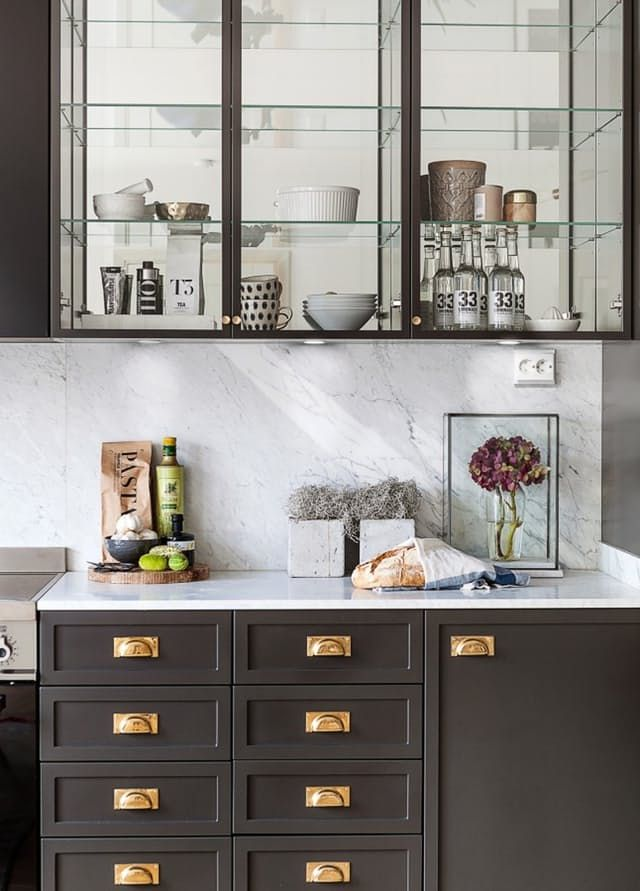 The Most Beautiful Kitchen Cabinets You've Ever Seen in ...