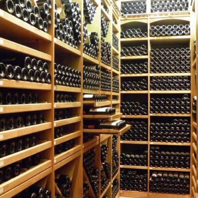 Hotel Shangri La Paris Wine House Wine Cellar Design Wine Room