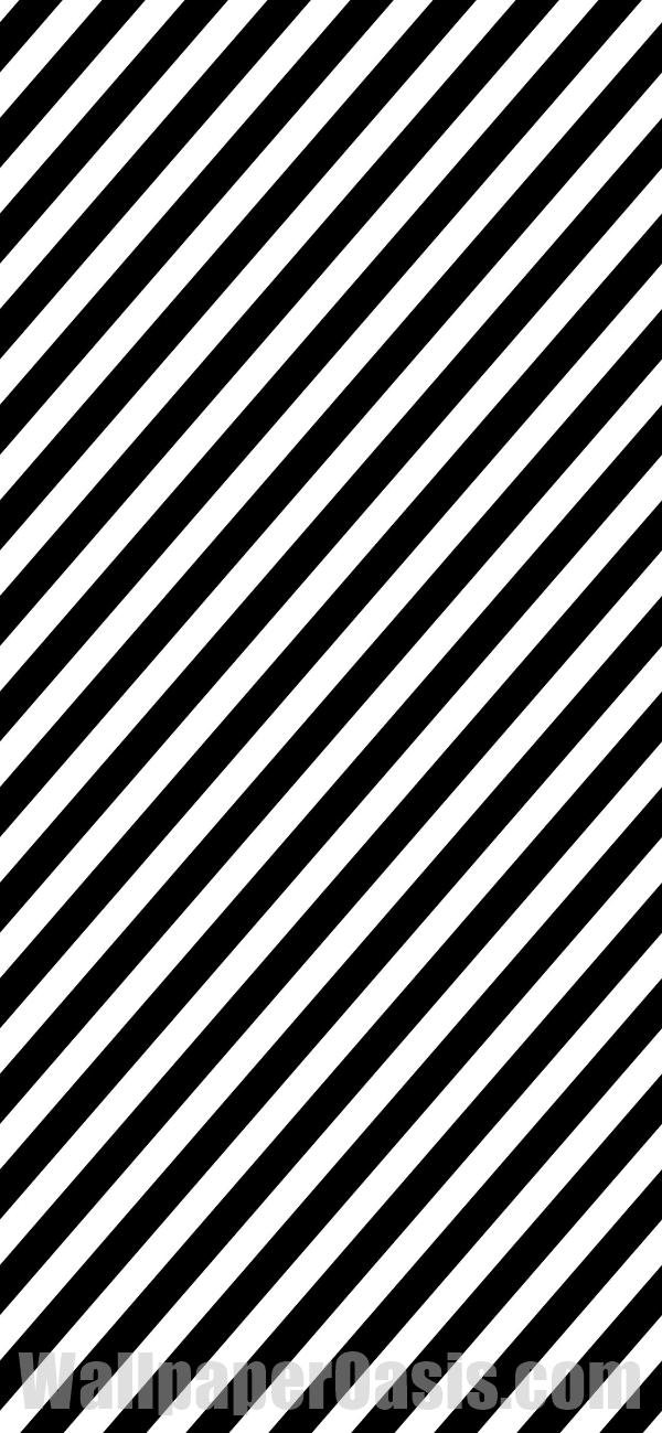 Free Diagonal Black And White Striped Iphone Wallpaper This