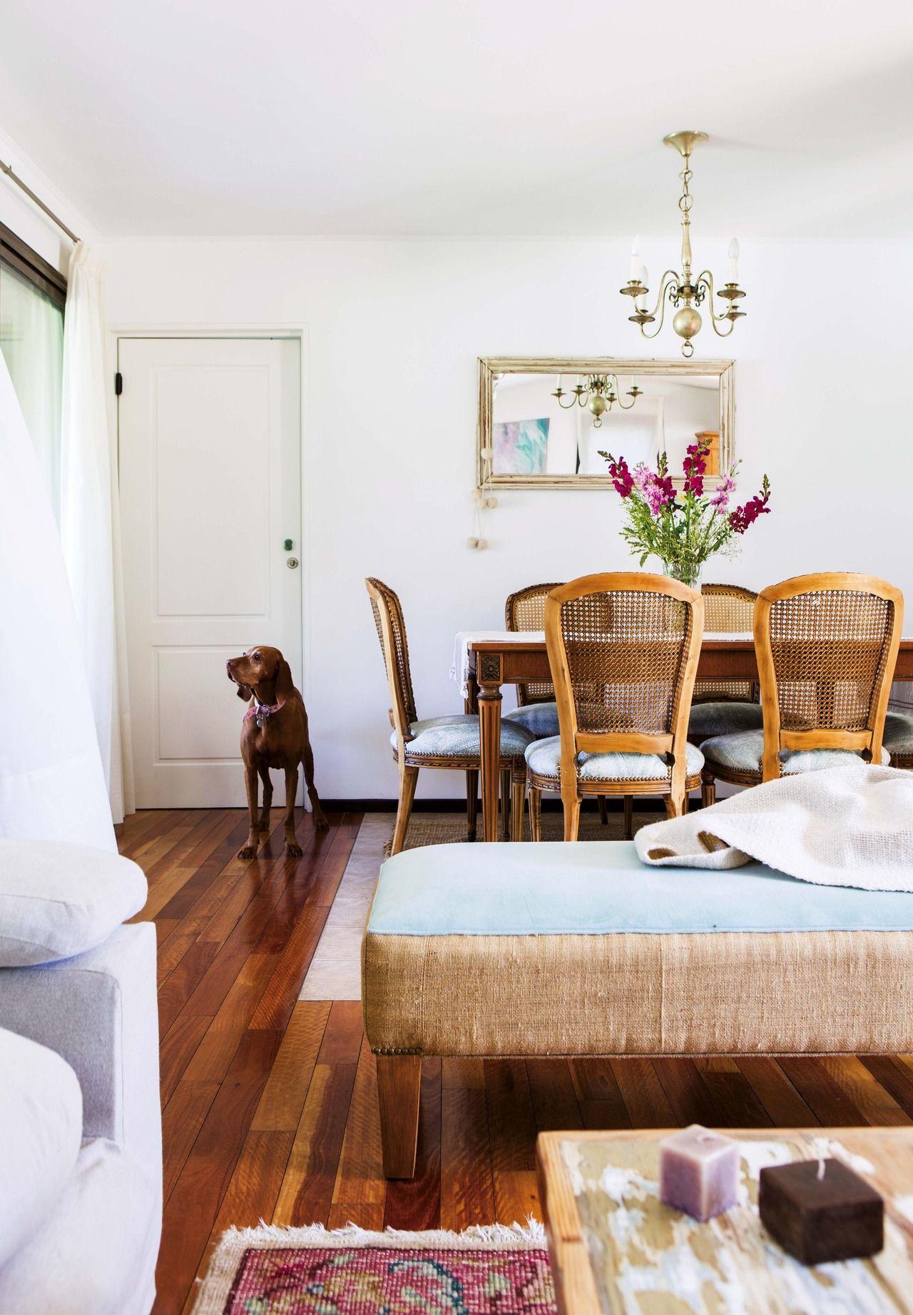 Amorosa suma de detalles en una casa fresca y artesanal | Pinterest ...