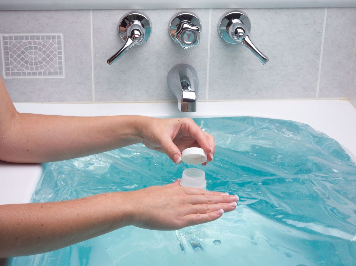 waterBOB - Emergency Bathtub Drinking Water Storage | Natural ...