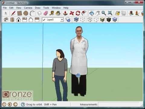 Como criar componentes no SketchUp a partir de fotos