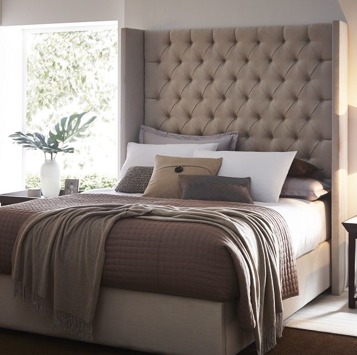 Headboard Is A Very Beneficial Piece Of Furniture That Attaches Effortlessly To The Pinnacle Of T Headboard Alternative Curtains Headboards For Beds Headboard