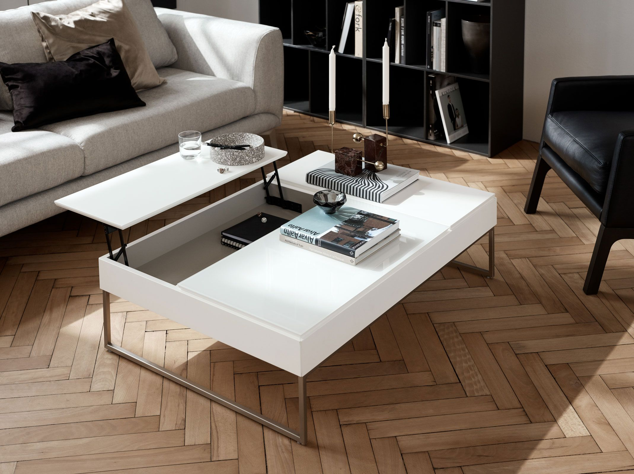 Boconcept Collection Feature The Local Project Scandinavian Coffee Table Coffee Table With Storage Scandinavian Furniture Design [ 1600 x 2139 Pixel ]