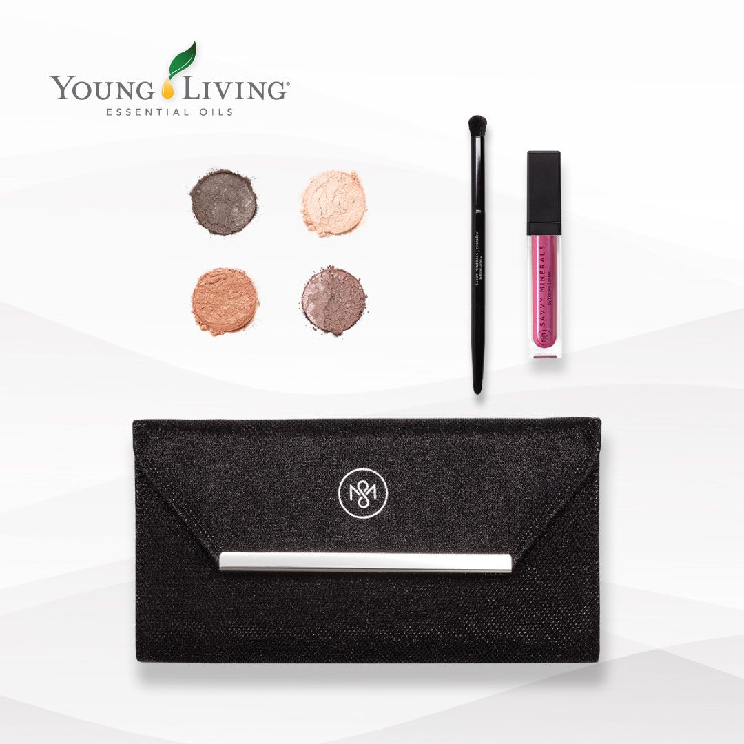 Savvy Minerals Young Living Makeup http//bit.ly