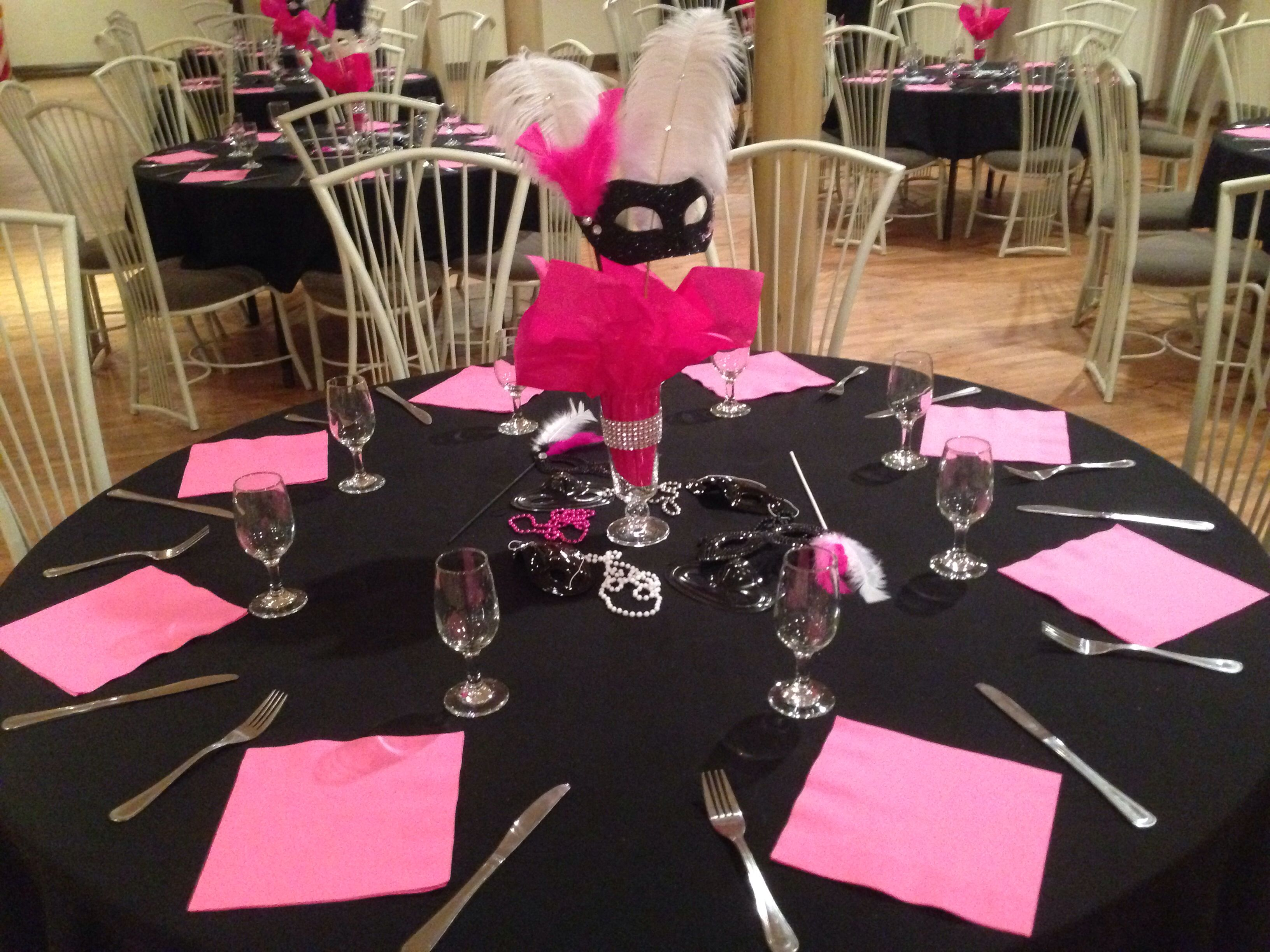 Masquerade Ball Party Decorations 52 Best Masquerade Party Images On Pinterest  Mask Party