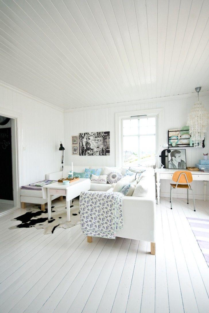 Best Study Room Design: Interior Design. Best Living Study Room Design With White